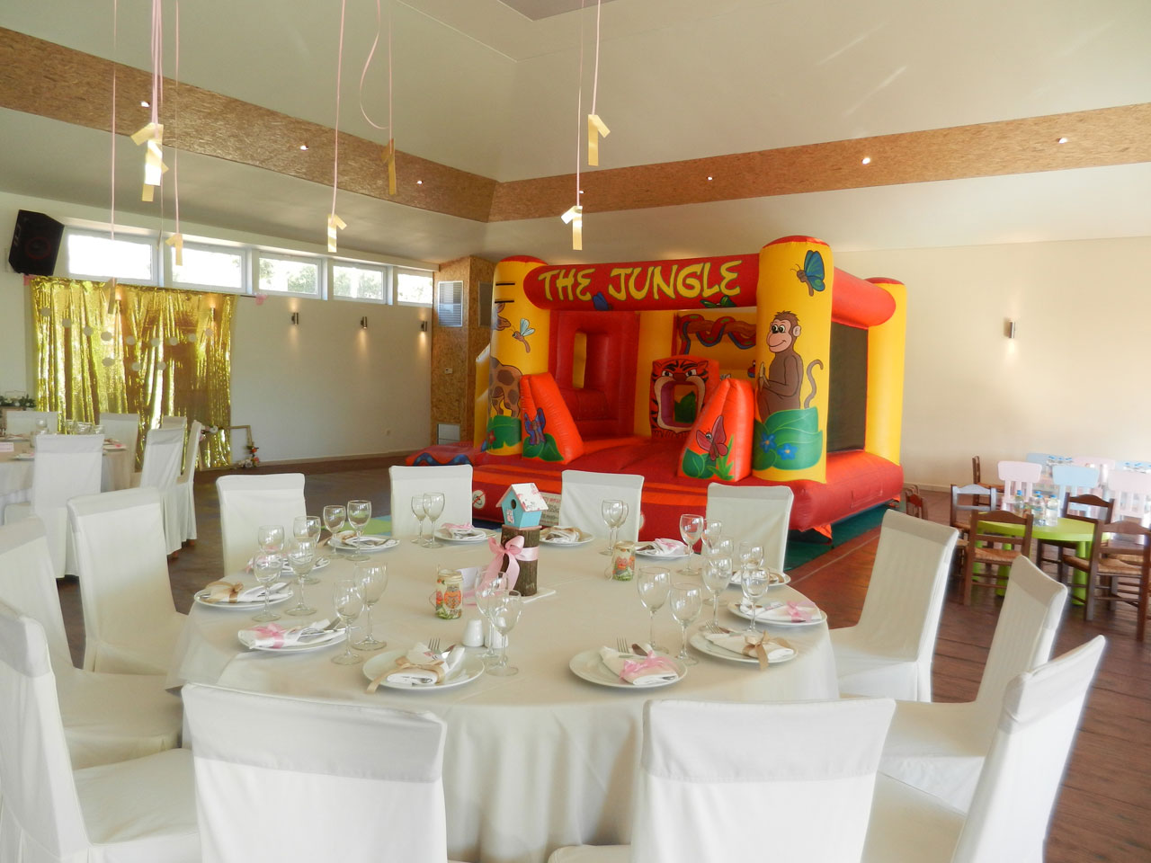 birthday party ktima Ariadni Varibobi