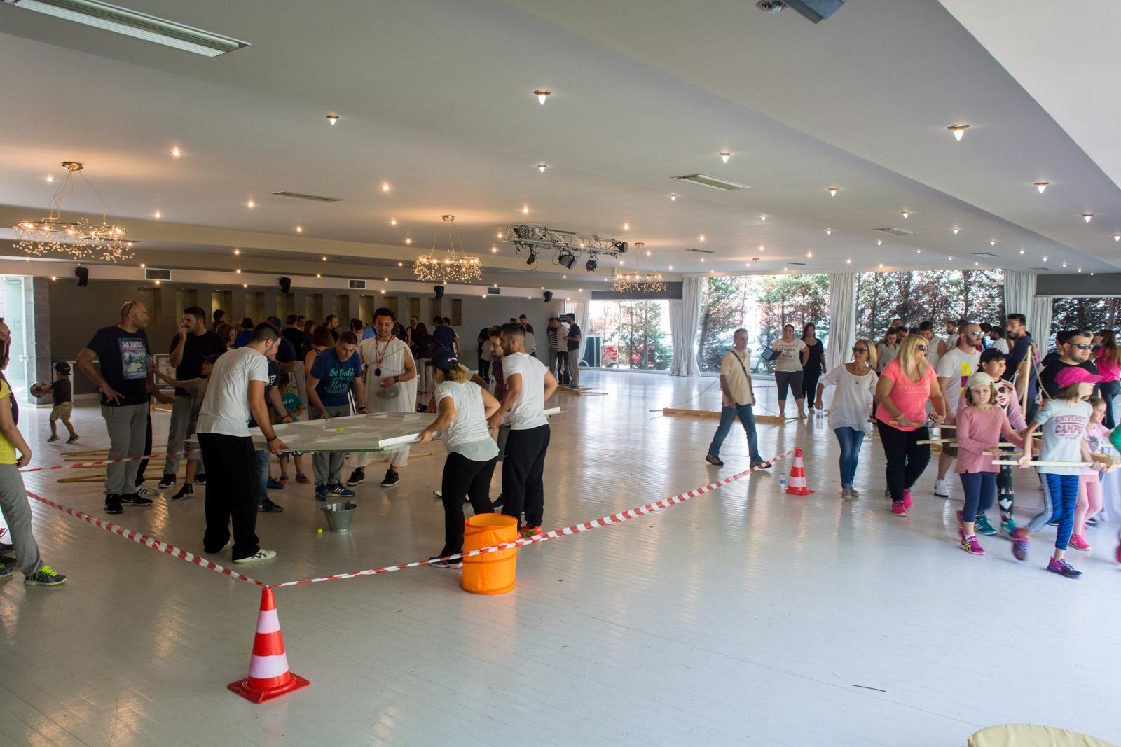 Team building δραστηριότητες για την ενδυνάμωση της ομάδας