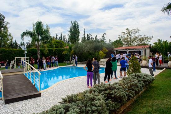 εταιρική εκδήλωση με σεμινάριο και δραστηριότητες για ενδυνάμωση ομάδας