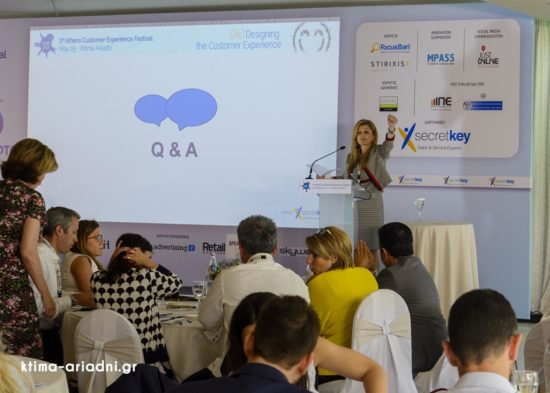 athens 3rd customer experience festival ktima ariadni