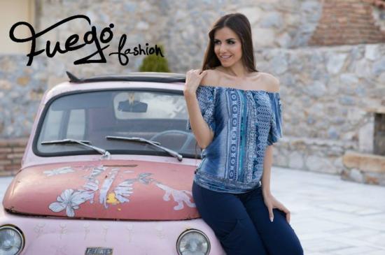 fuego fashion shooting new collection at ariadni
