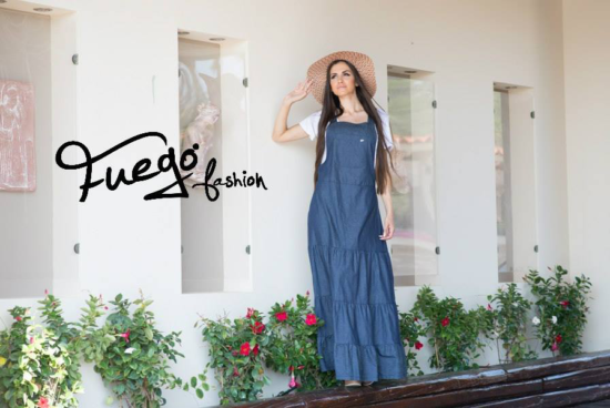 fuego fashion shooting new collection at ariadni