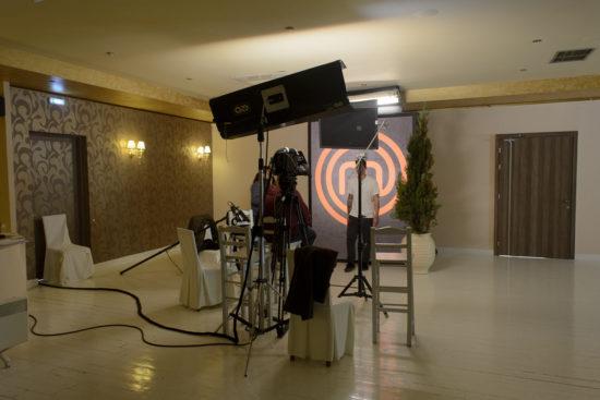 Γυρίσματα για το masterchef auditions Αθήνας στο Κτήμα Αριάδνη