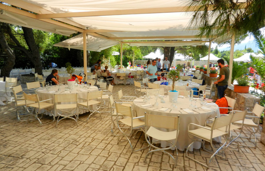 corporate events ktima Ariadni varibobi