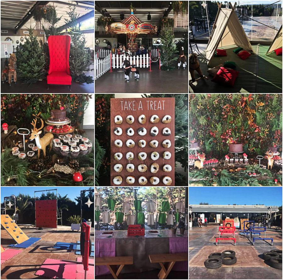 Anais Club εταιρική χριστουγεννιάτικη εκδήλωση για παιδιά