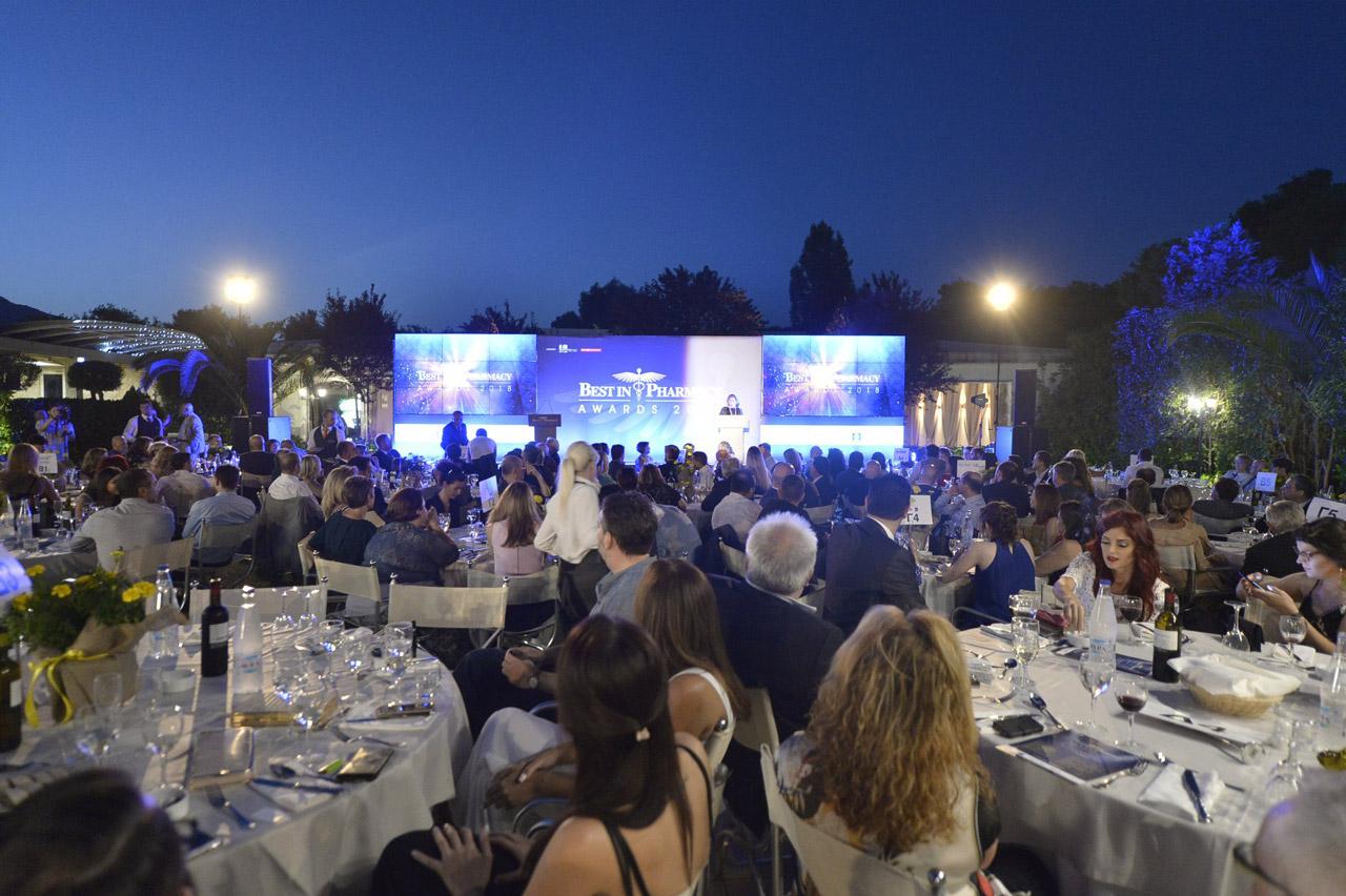 Μια καλοκαιρινή βραδιά αφιερωμένη στα καινοτόμα προϊόντα φαρμακείου