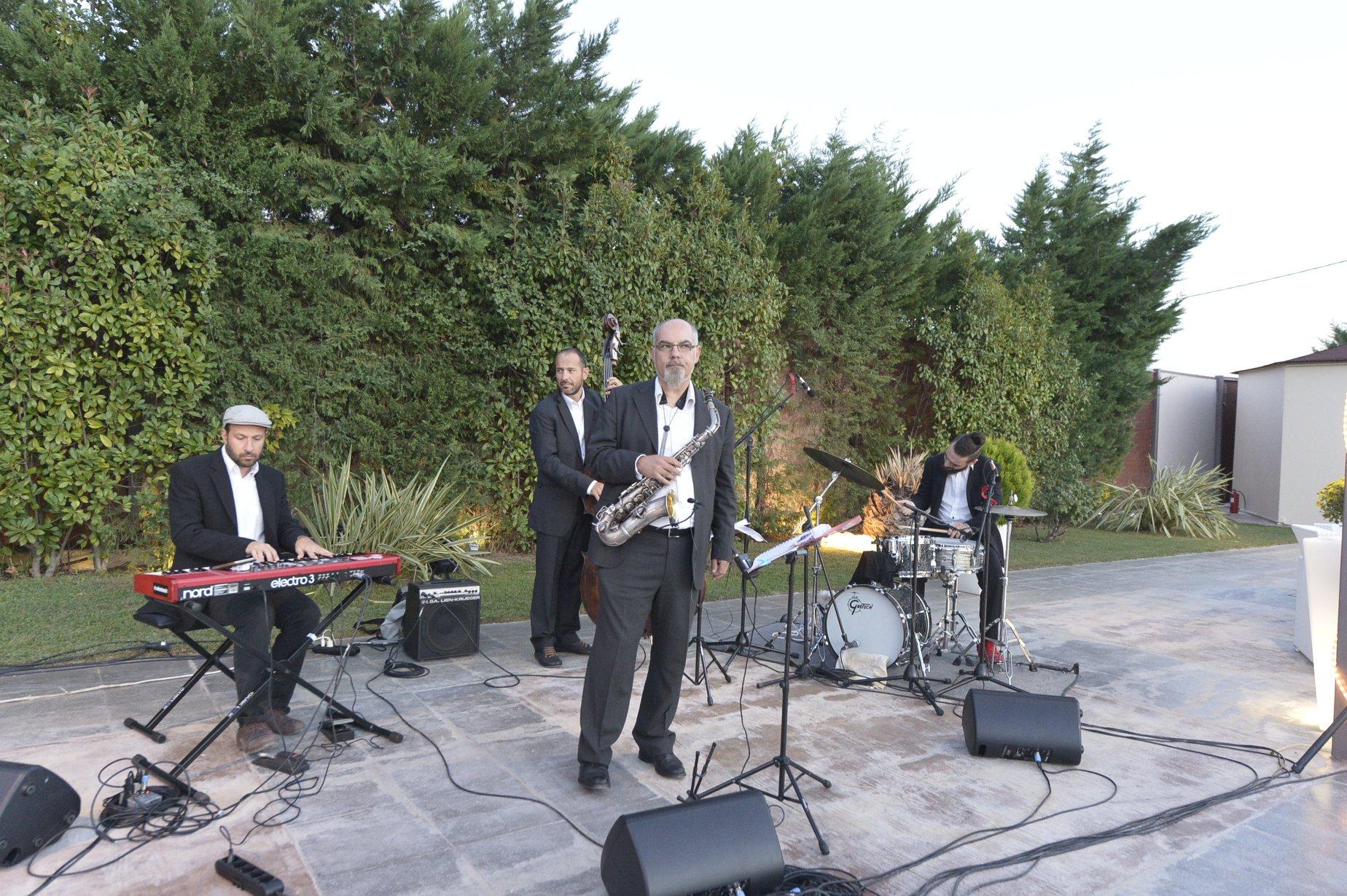 Η ορχήστρα που έντυσε μελωδικά την εκδήλωση