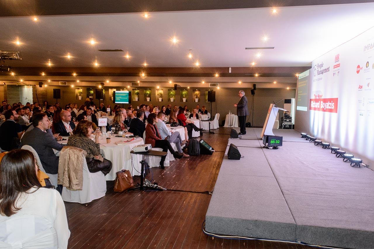 Η Inspire events φιλοξένησε το 15ο Συνέδριο People Management στο κτήμα Αριάδνη