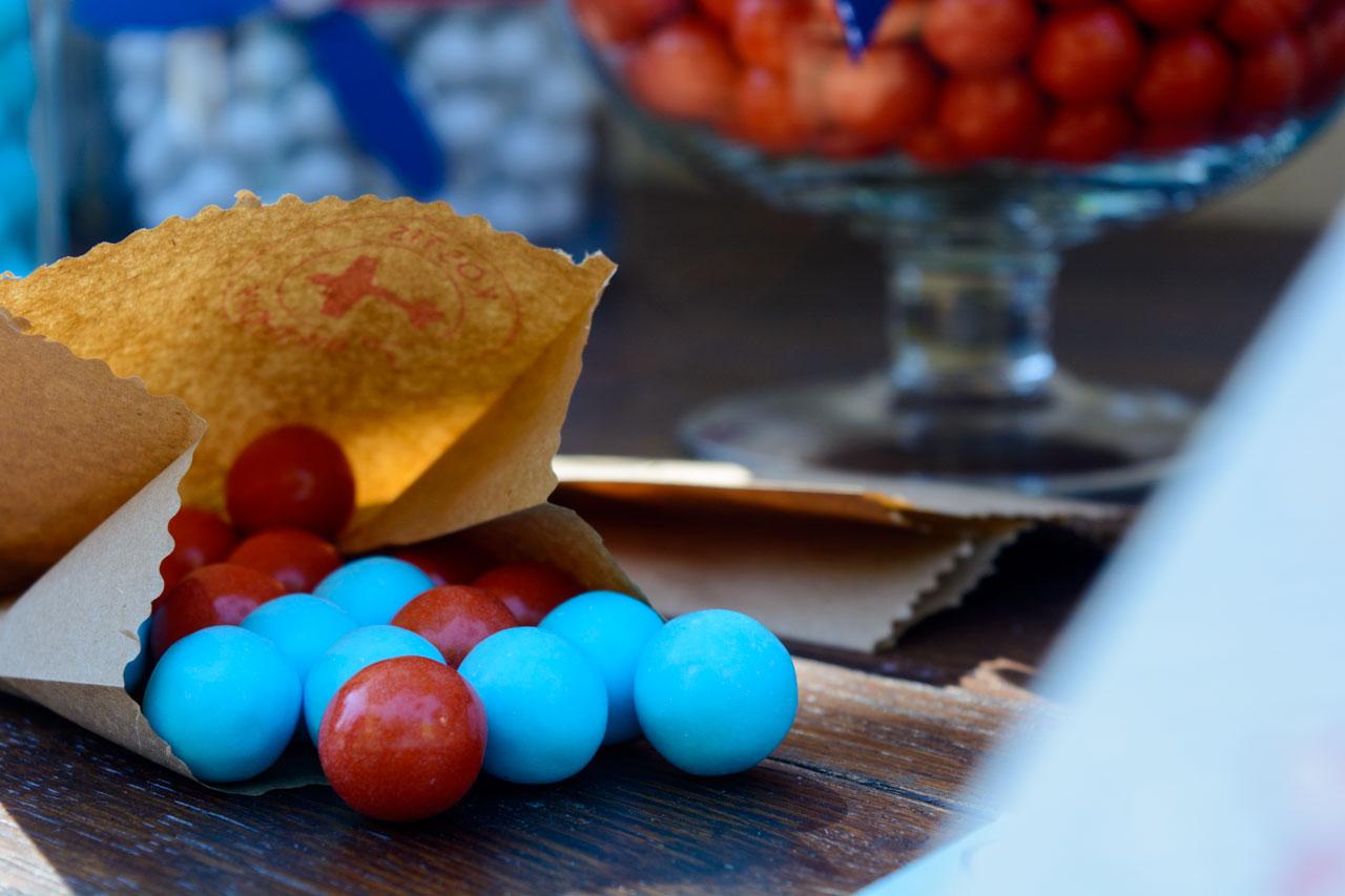 thematika party aeroporos aeroplana candies