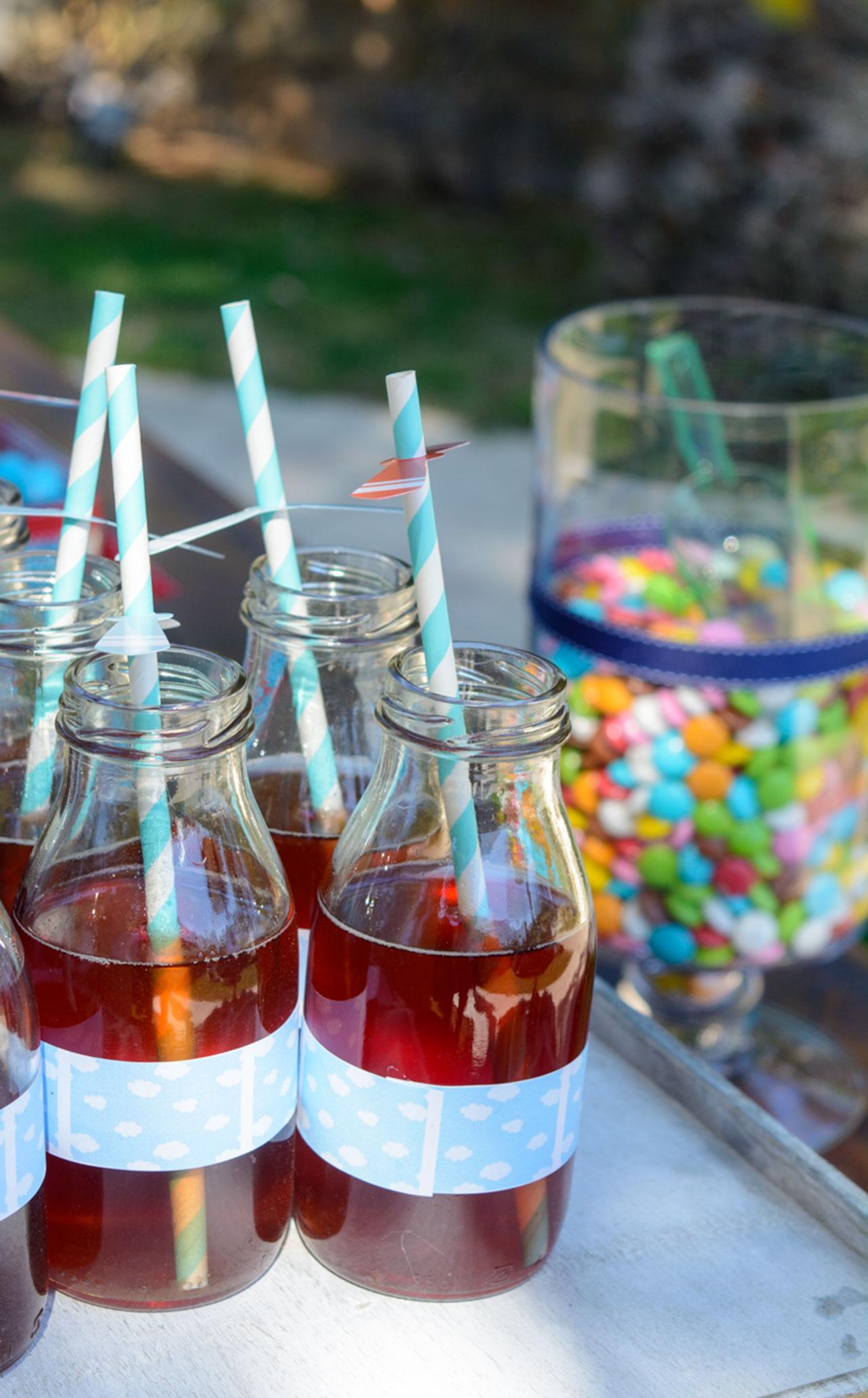 thematika party aeroporos aeroplana refreshments