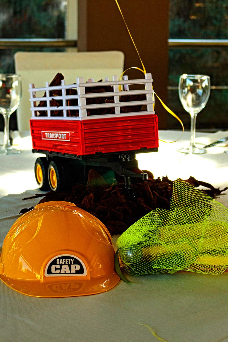 thematika paidika party constructions engineer builder diakosmisi trapezion